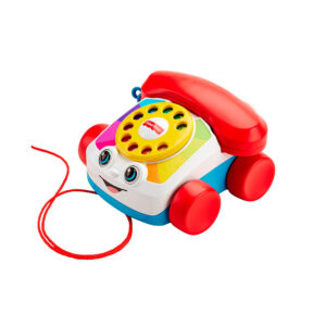 Fisher-Price-Drejetelefon