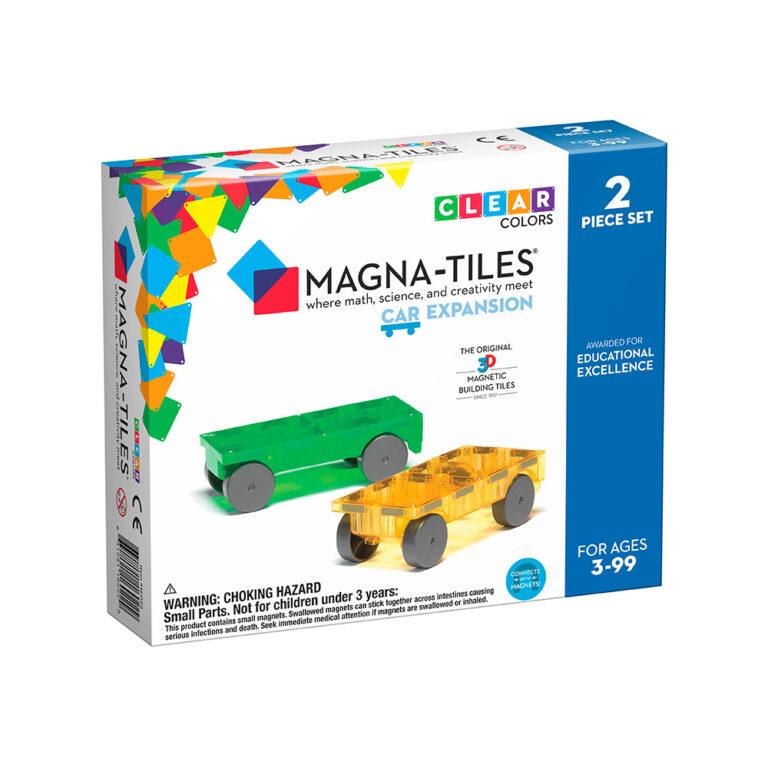 Magna-Tiles-Car-set