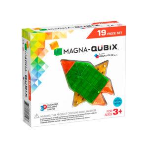 Magna-qubix-19-piece-set