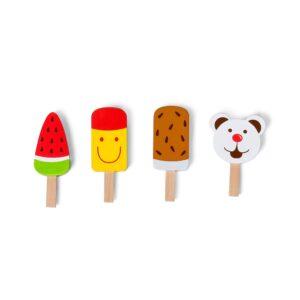 Mamamemo Ice cream 4pcs