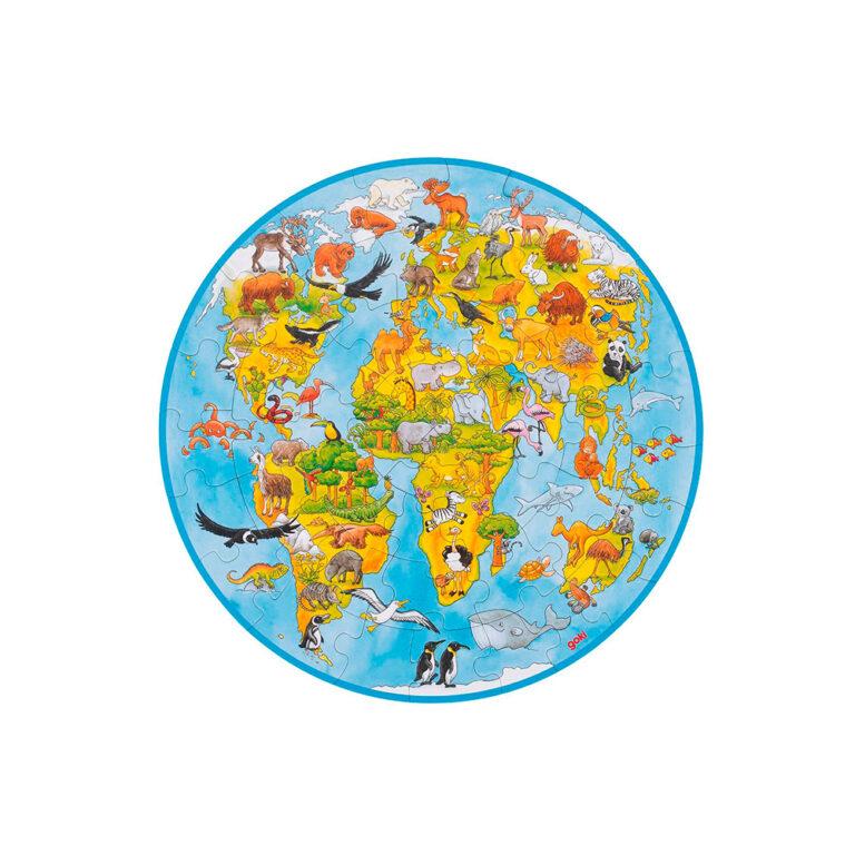 goki-puslespil-verden