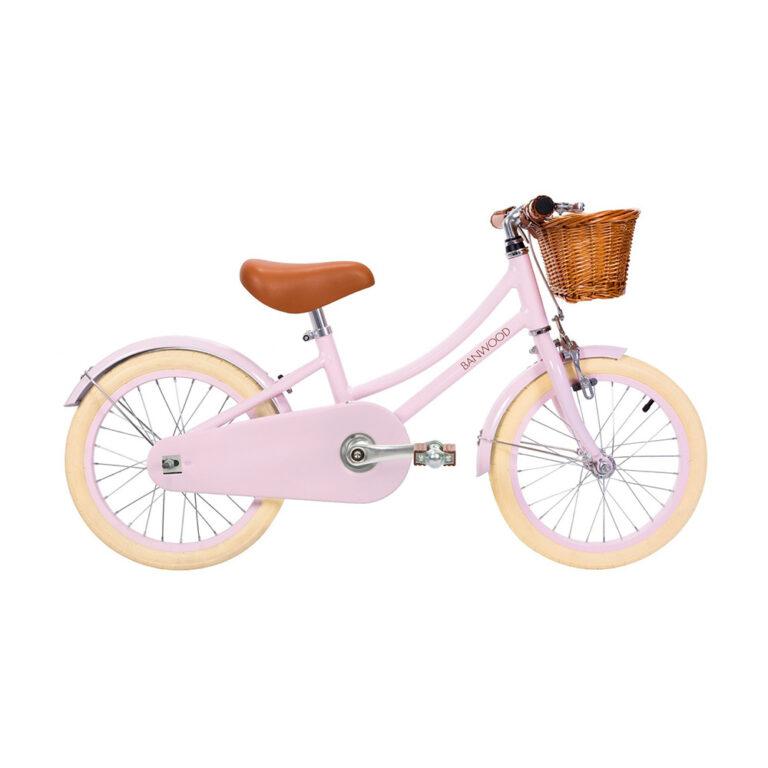 Banwood-Cykel-16-Rosa BW CL Pink