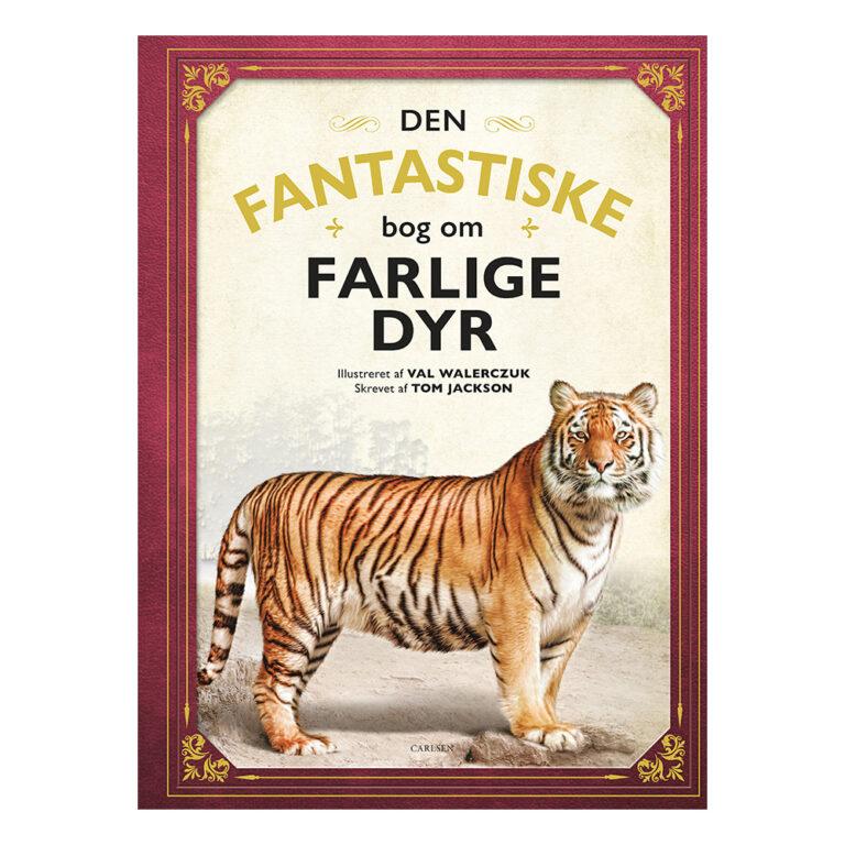 Bog.-Fantastiske-bog-om-Farlige-dyr.Forlaget-Carlsen