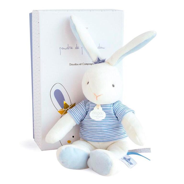 Dc3517 hvid kanin med bluse