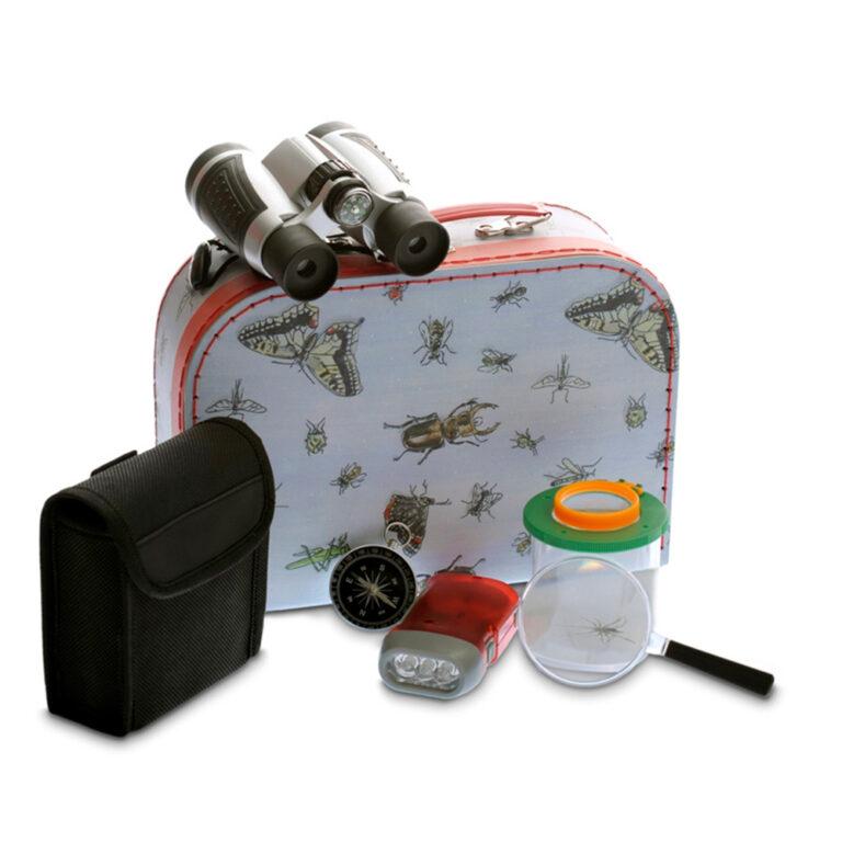 Egmont---Explorer-set Krible krable kuffert
