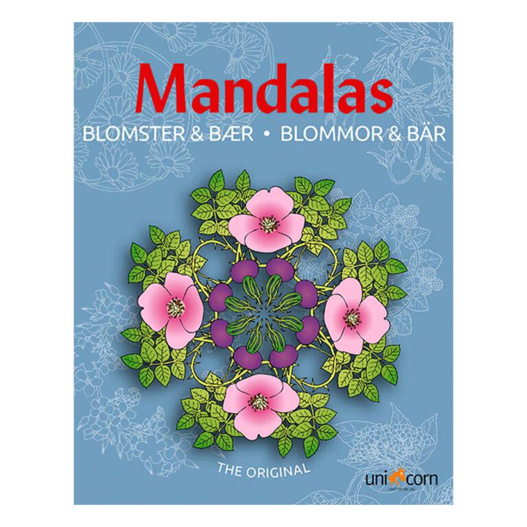 Mandalas-Blomster-og-baer