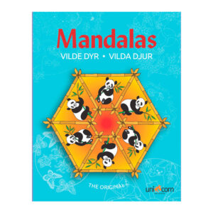 Mandalas-Vilde-Dyr