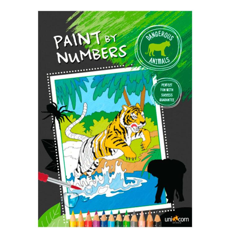 Paint-by-Numbers--Vilde-dyr
