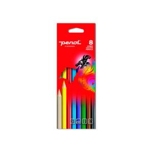 Penol-jumbo-farveblyanter-8-stk.