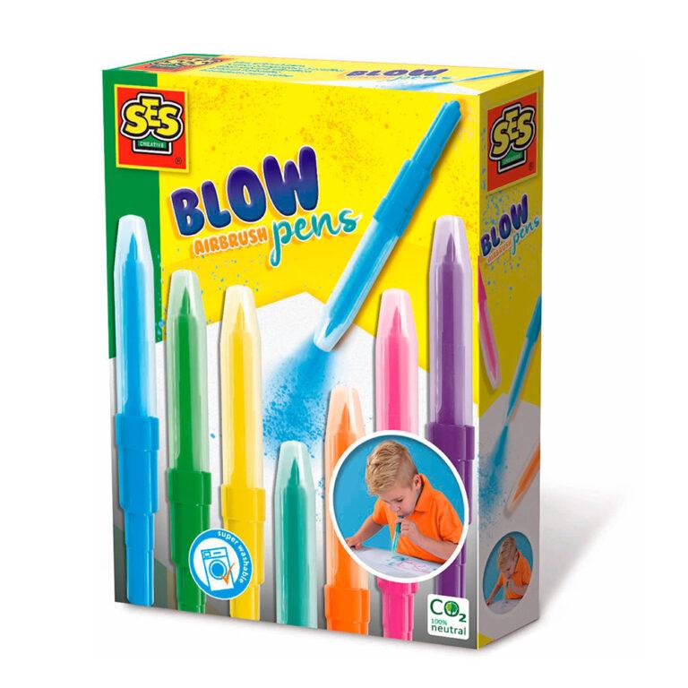 SES-Creative--Blow-airbrush-pens