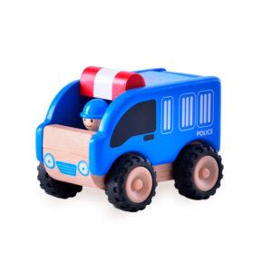 WonderWorld--mini-police-car