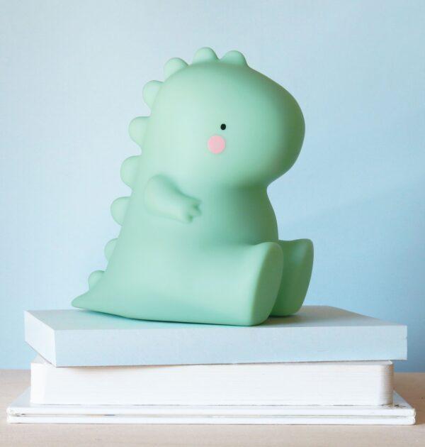 A little lovely company dinosaur