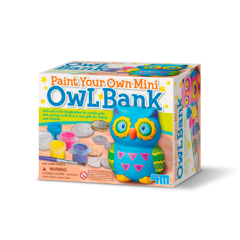 4M-Paint-your-own-mini-owl-bank