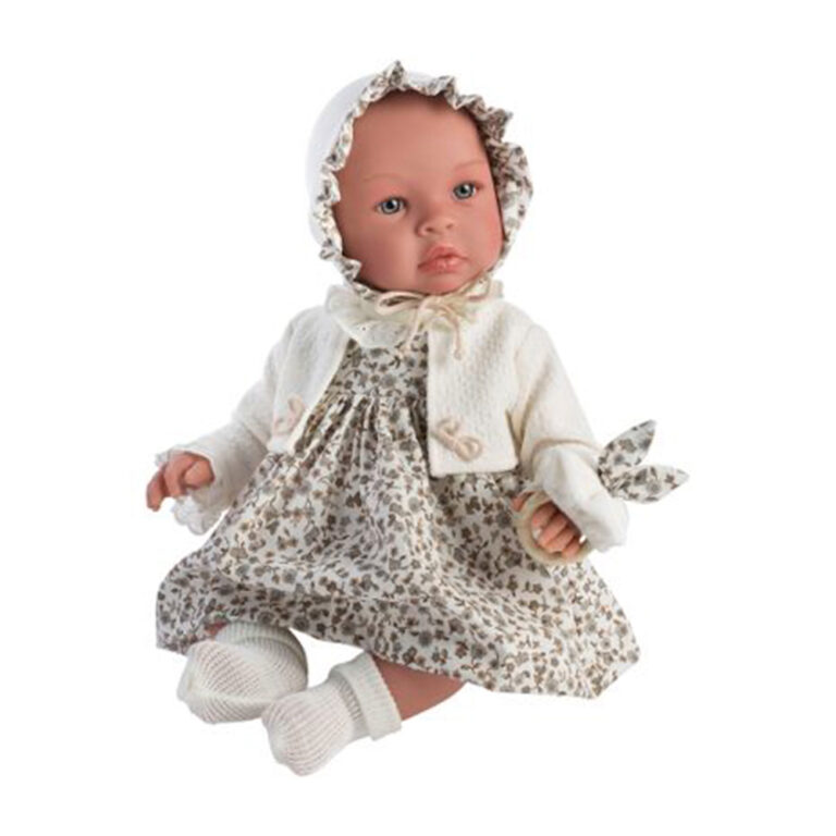 Asi-dukke-Leonora-46-cm-beige-kjole