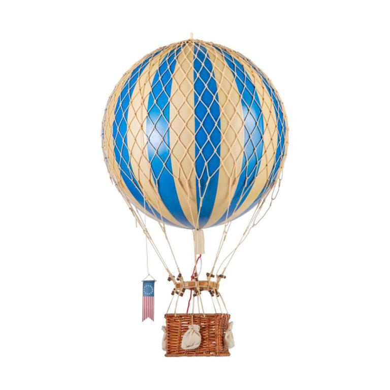 Autentic-models-Royal-Aero-Luftballon-Blue