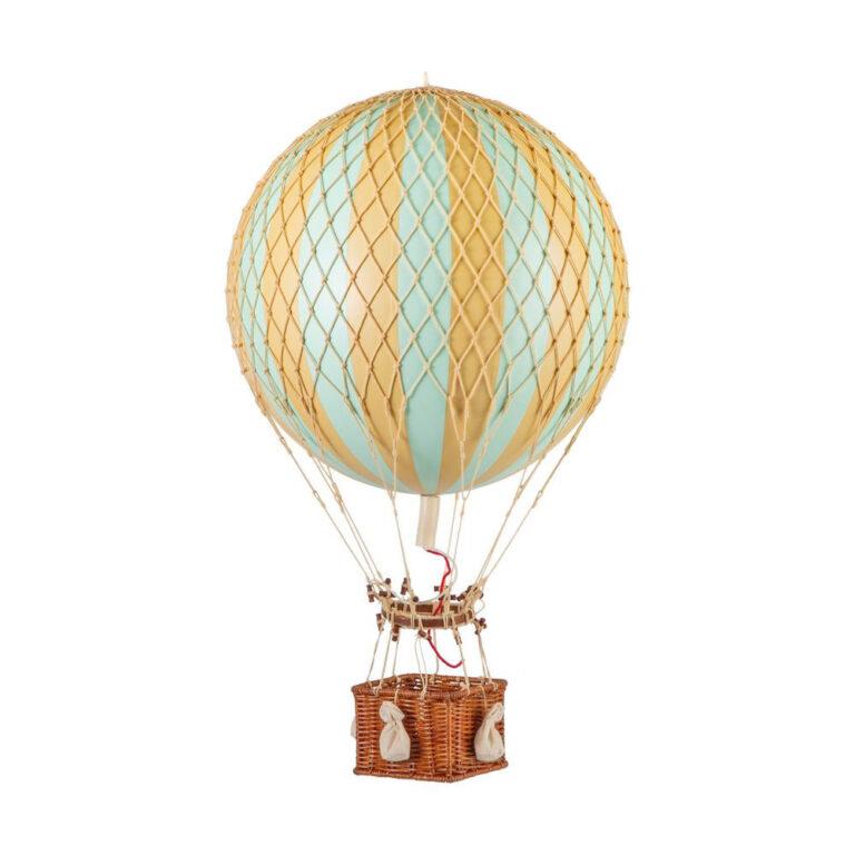 Autentic-models-Royal-Aero-Luftballon-Mint