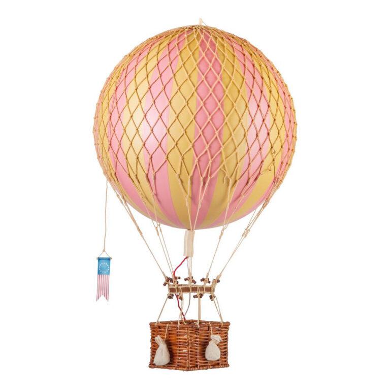 Autentic-models-Royal-Aero-Luftballon-Pink