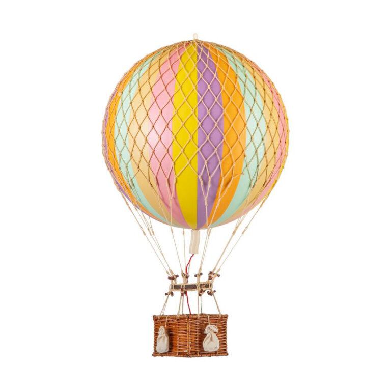 Autentic-models-Royal-Aero-Luftballon-Rainbow-Pastel