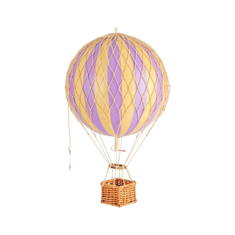 Autentic-models-Travels-Light-luftballon-Lavender