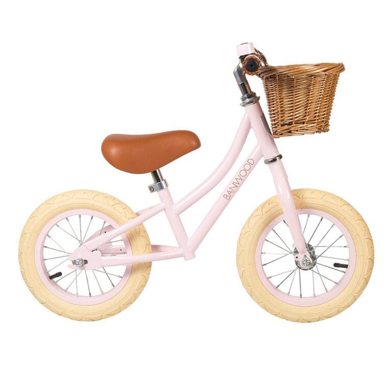 Banwood-loebecykel-pink