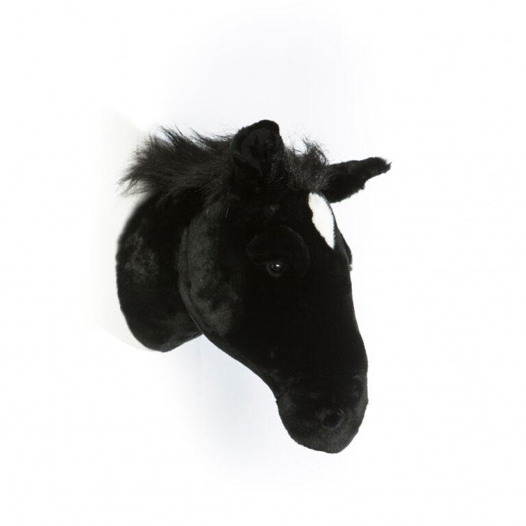 Brigbys-sort-hest