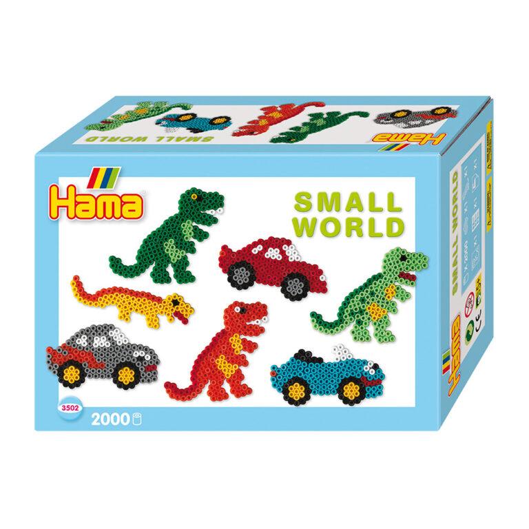 Hama-gaveæske.-3502-Dinosaurer
