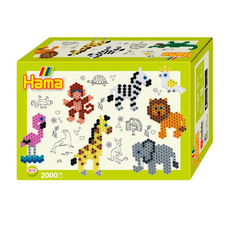 Hama-gaveæske.-3510-Zoo