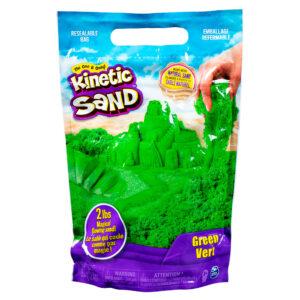 Kinetic-Sand-Groen