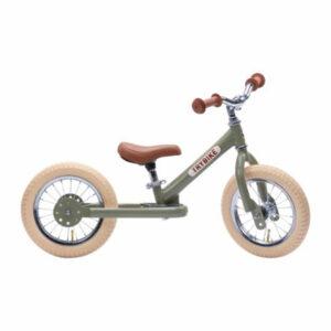 Trybike-2-hjul-Vintage-groen